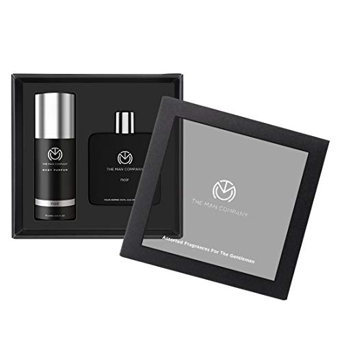 The Man Company Party Starter Kit - Edt + Body Perfume
