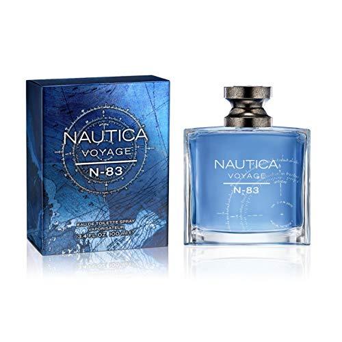 Nautica Voyage N-83 Eau de Toilette for Men