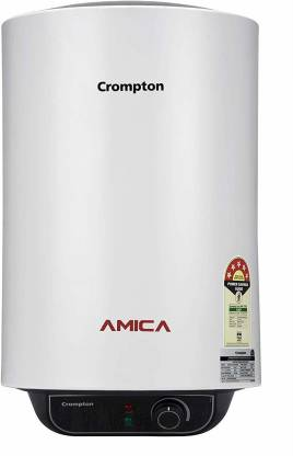 Crompton Amica Storage Water Heater - ASWH-2010 - 10 Litre