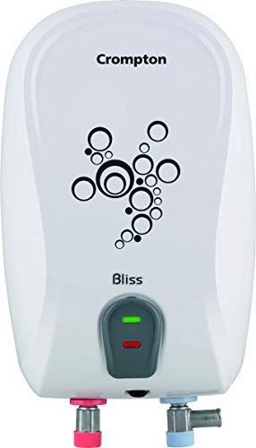 Crompton Bliss Instant Water Heater - 1 Litre
