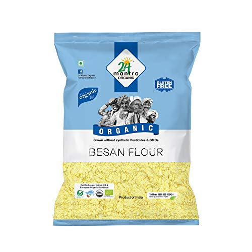 24 Mantra Organic Besan flour (Gram flour)