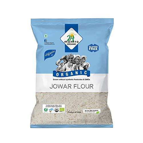 24 Mantra Organic Jowar (Sorghum) Flour