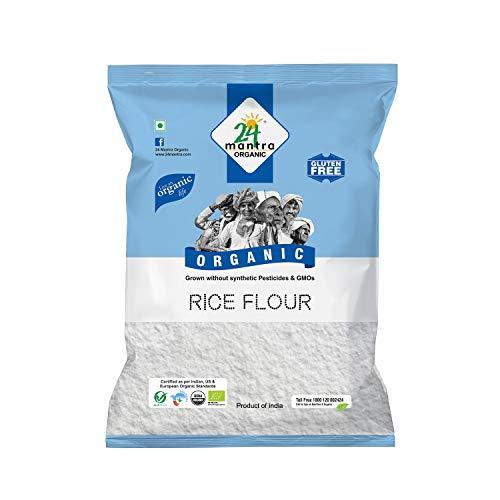24 Mantra Organic Rice Flour