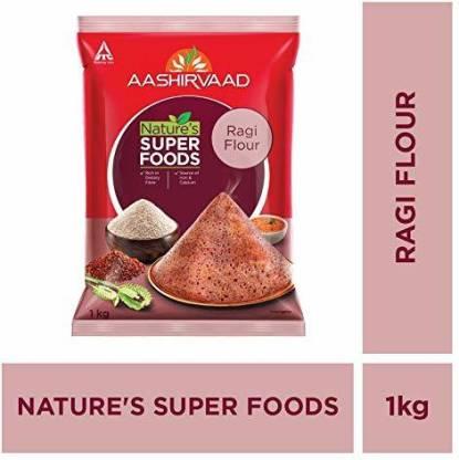 Aashirvaad Natures Super Foods Ragi Flour