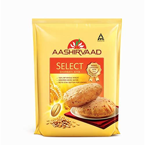 Aashirvaad Select Premium Sharbati Atta