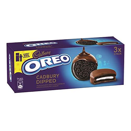 Cadbury Oreo Dipped Chocolate Cookie