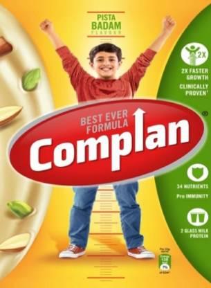 Complan Nutrition and Health Drink Pista Badam
