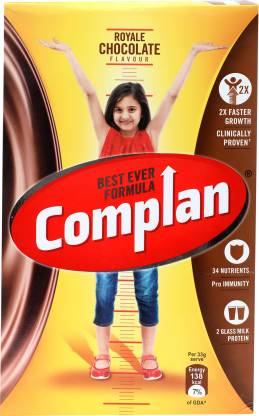 Complan Nutrition and Health Drink Royale Chocolate