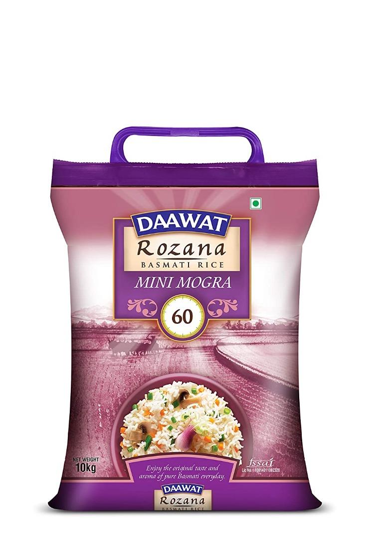 Daawat Rozana Mini Mogra Rice