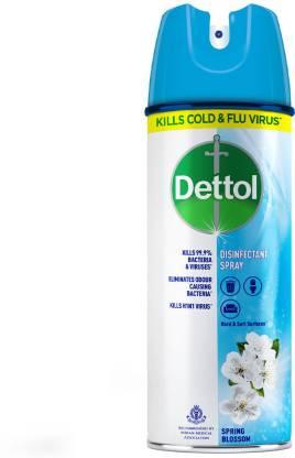 Dettol Disinfectant Sanitizer Spray, Spring Blossom
