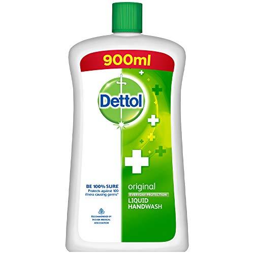 Dettol Original Germ Protection Handwash Liquid Soap