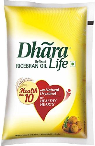 Dhara Rice Bran Oil