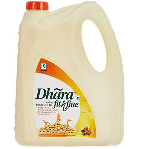 Dhara Soyabean Oil