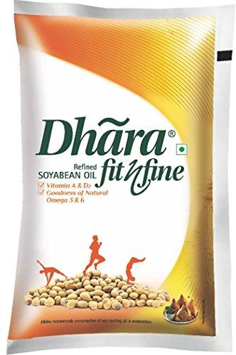 Dhara Soyabean Oil, DEL