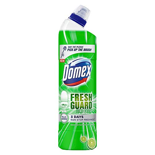 Domex Fresh Guard Lime Fresh Disinfectant Toilet Cleaner
