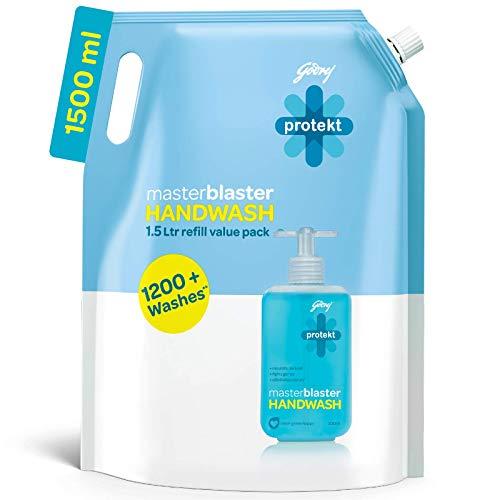 Godrej Protekt Masterblaster Germ Protection Liquid Handwash