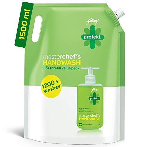 Godrej Protekt Masterchefs Germ Protection Liquid Handwash