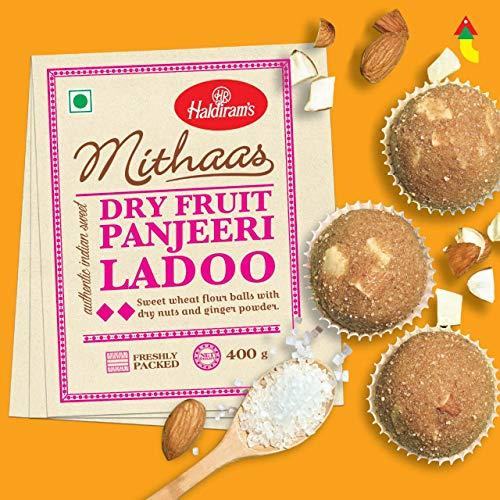 Haldirams Mithas Dry Fruit Panjeeri Ladoo