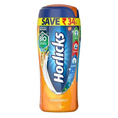 Horlicks Health & Nutrition Drink (Classic Malt)