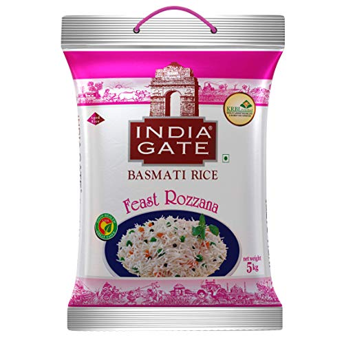 India Gate Feast Rozanna Aged Basmati Rice