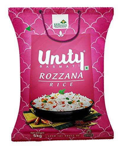 India Gate Unity Basmati Rice Rozzana