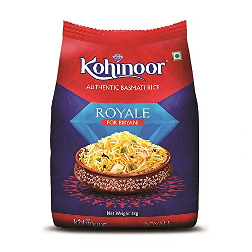 Kohinoor Royale Authentic Basmati Rice