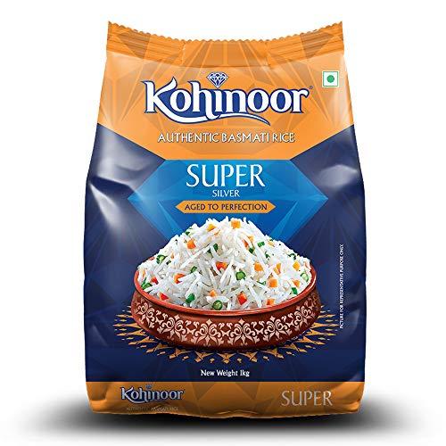 Kohinoor Super Silver Aged Basmati Rice