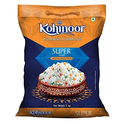 Kohinoor Super Silver Authentic Basmati Rice