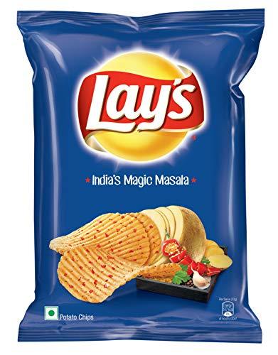 Lays Potato Chips Indias Magic Masala Party Pack