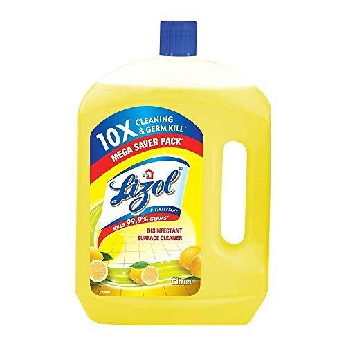 Lizol Disinfectant Floor Cleaner, Citrus