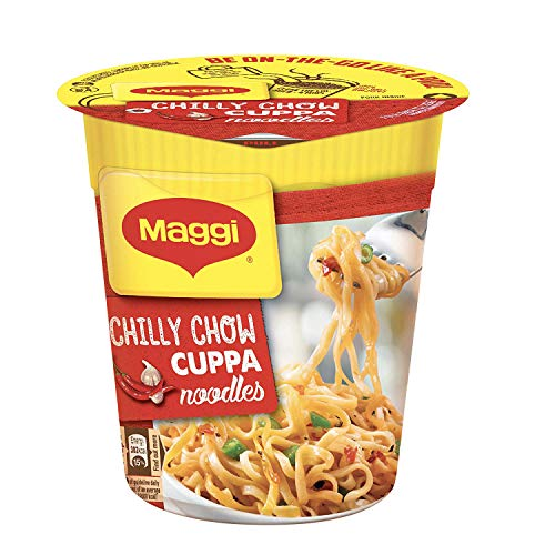 Maggi Cuppa Mania Chilli Chow Cup Noodles, 70g