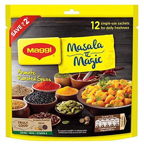 Maggi Masala-ae-Magic Seasoning, 72g Pouch (12 Sachet)