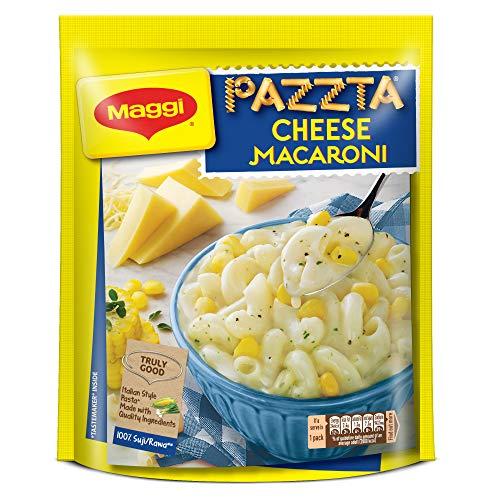 Maggi Pazzta Instant Pasta, Cheese Macaroni, 70g Pouch