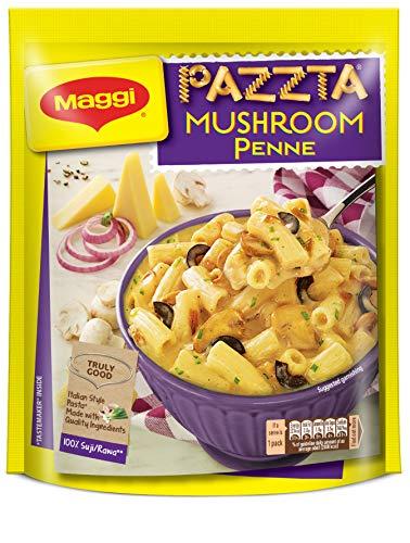Maggi Pazzta Instant Pasta, Mushroom Penne, 64g Pouch