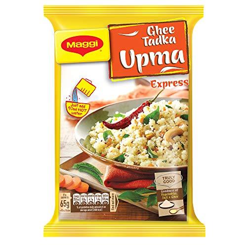 Maggi Ready to Eat, Ghee Tadka Upma Express