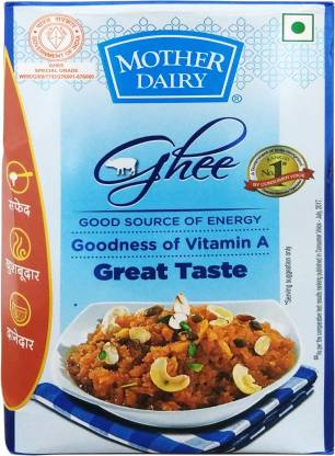 Mother Dairy Pure Healthy Ghee