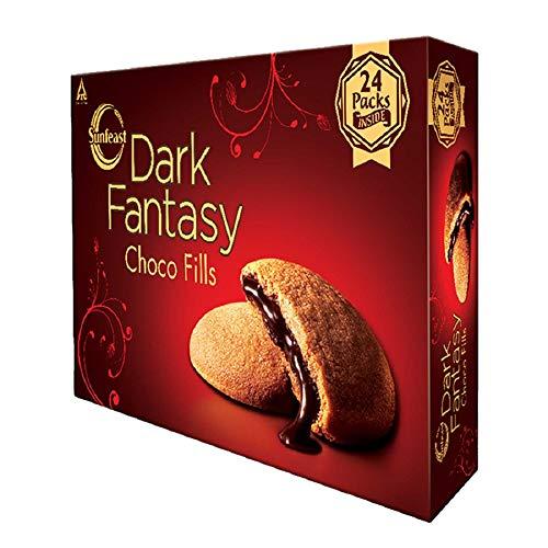 Sunfeast Dark Fantasy Choco Fills, 300g