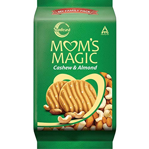Sunfeast Moms Magic Cashew and Almond, 600g