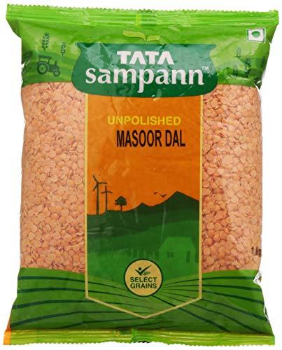 Tata Sampann Masoor Dal Split