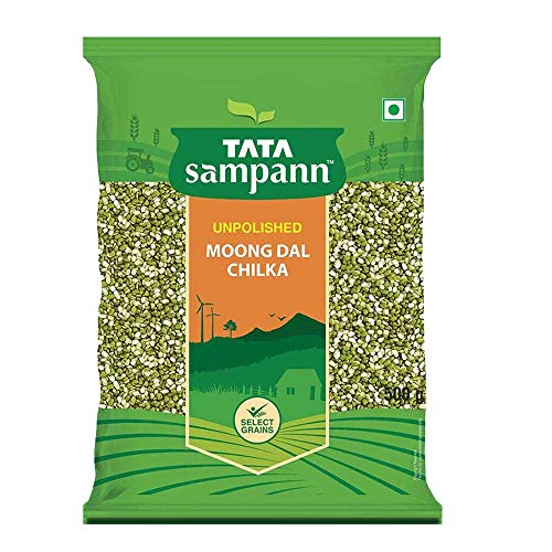 Tata Sampann Unpolished Moong Chilka