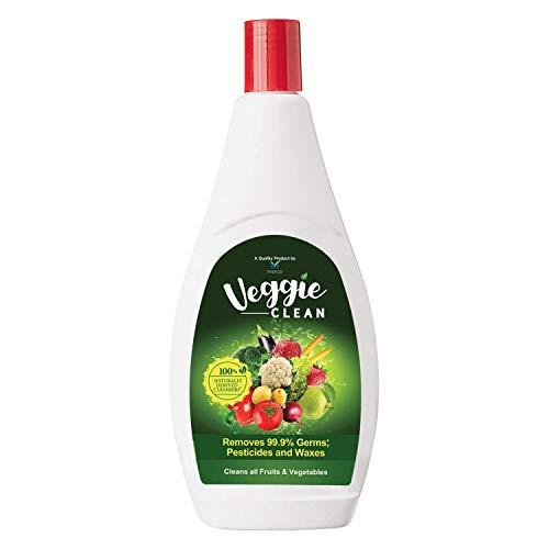 Veggie Clean, 100% Safe, Scientific & Natural Vegetable & Fruit Wash Liquid
