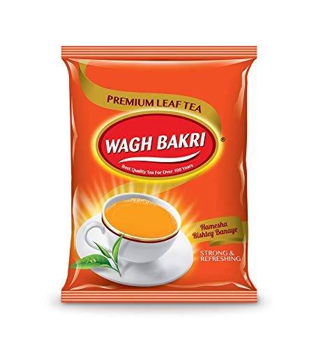 Wagh Bakri Premium Leaf Tea Poly Pack