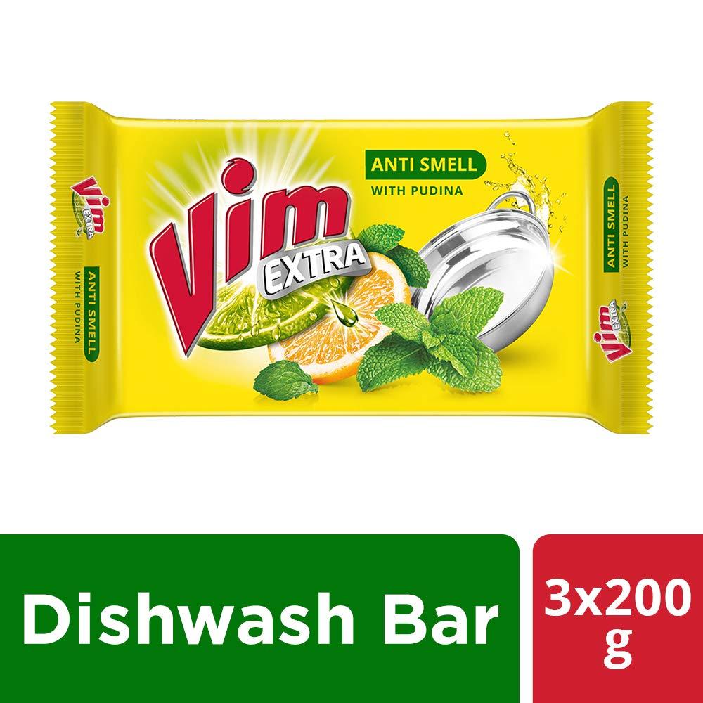 Vim Anti Smell Bar