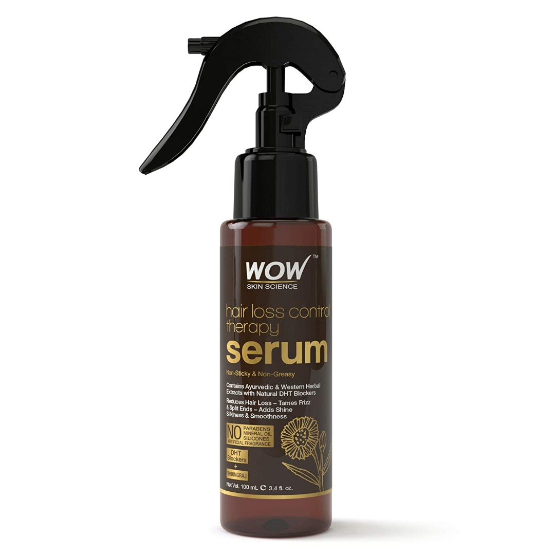 Wow Hair Loss Control Therapy Serum