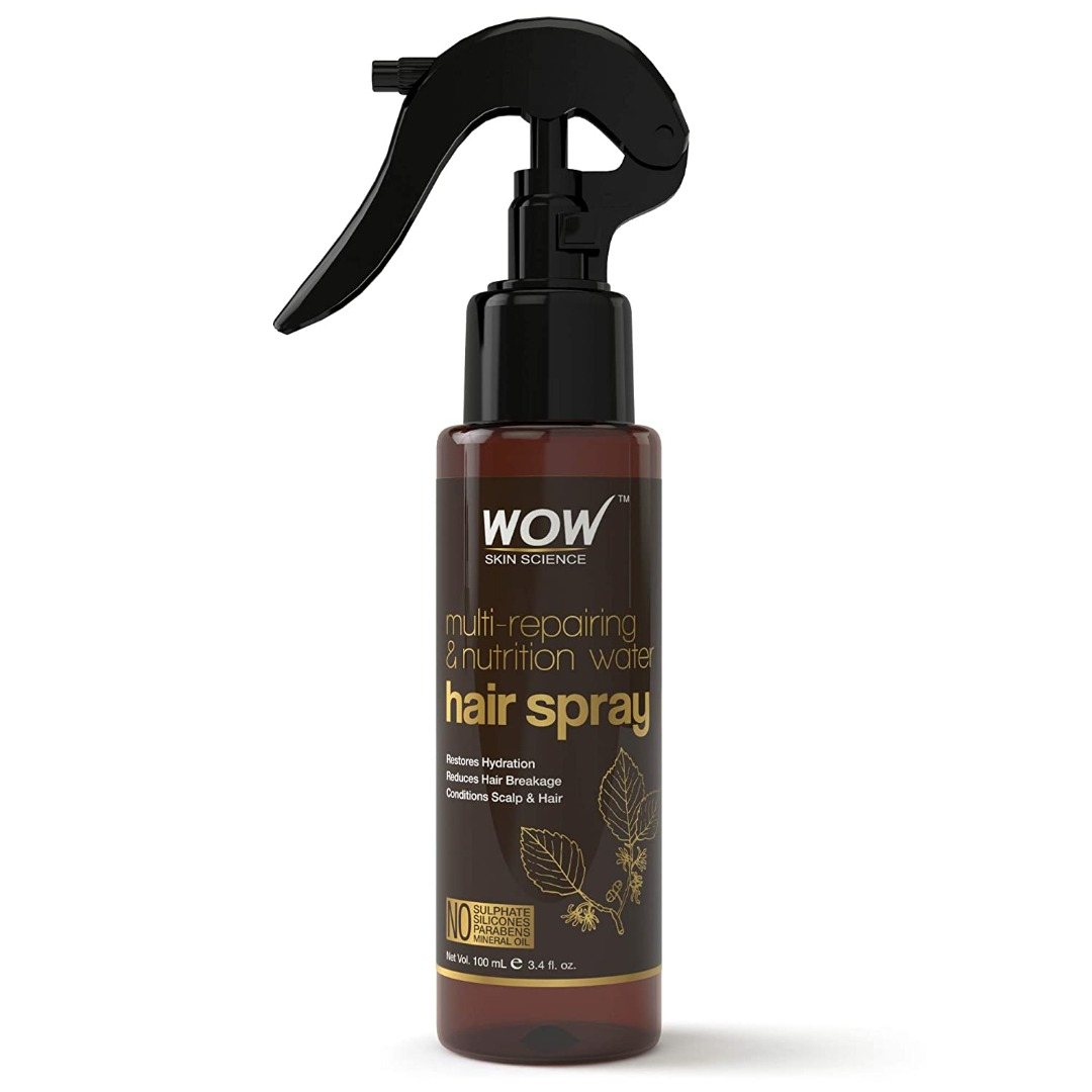 Wow Multi Repairing & Nutrition Water Hair Spray
