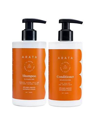 Arata Damage Repair Duo (Hydrating Shampoo & Conditioner)