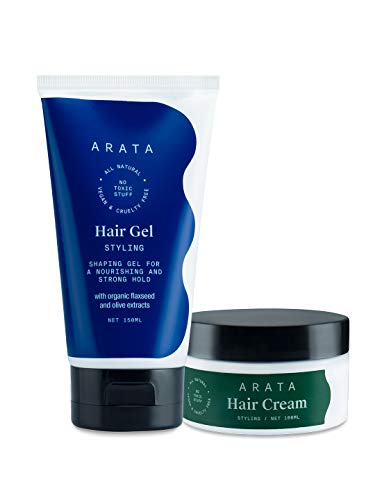 Arata Hair Styling Combo
