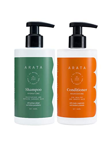 Arata Nourishing Hempocado Oil