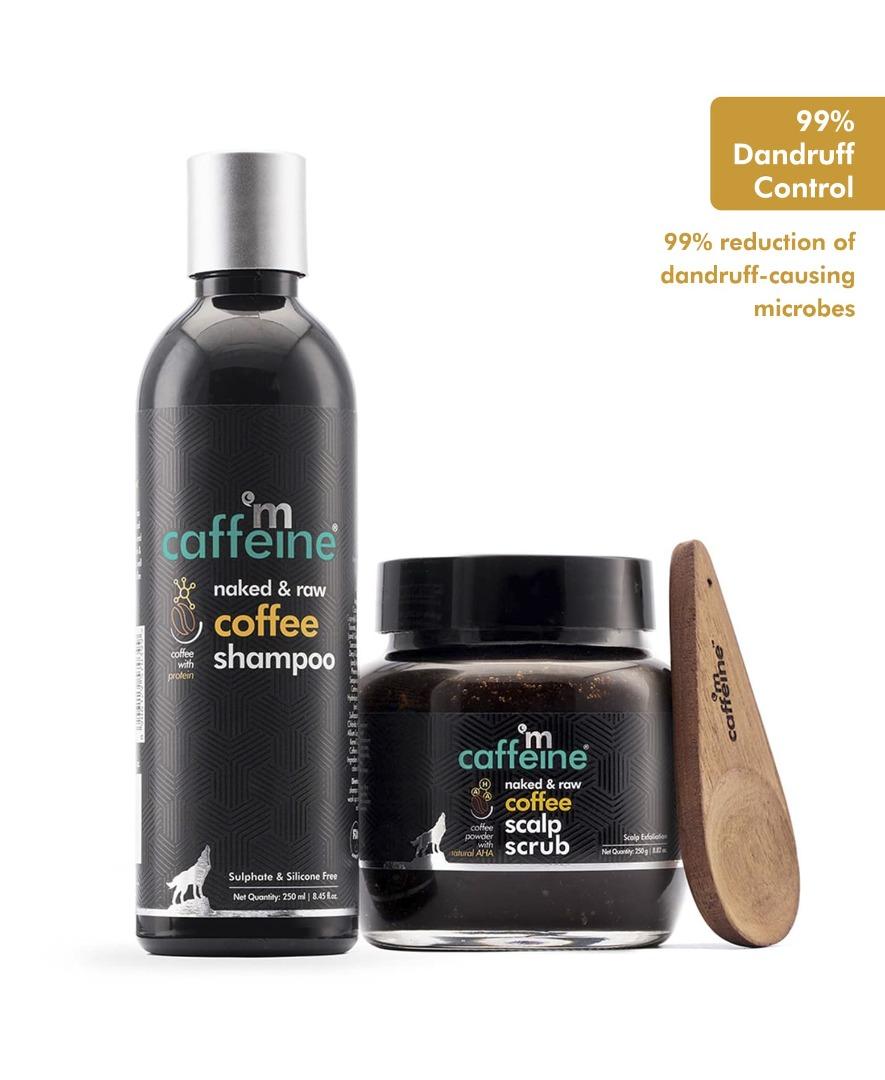 Mcaffeine Coffee Deep Cleansing Hair Care Duo