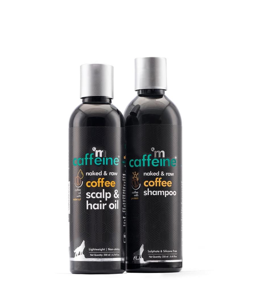 Mcaffeine Must-have Coffee Hair Care Kit